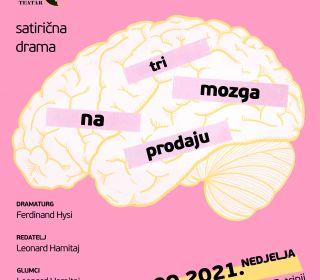 Tri mozga na prodaju