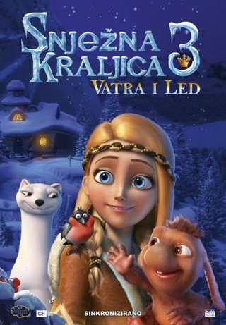 Snježna kraljica 3: Vatra i led SINK
