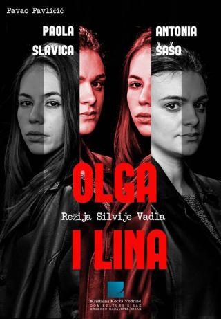 "Predstava ""Olga i Lina"""