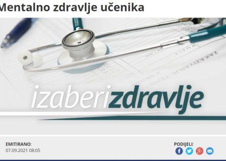 Gostovanje na Hrvatskom radiju