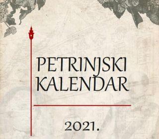 PETRINJSKI KALENDAR 2021.