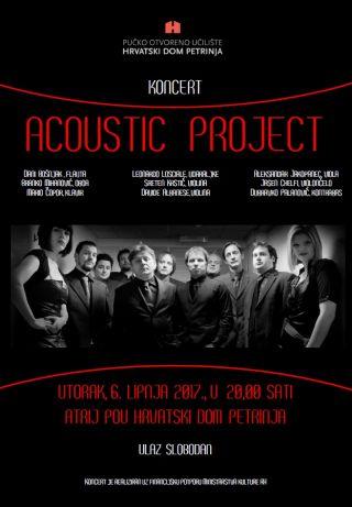 Koncert: Acoustic Project