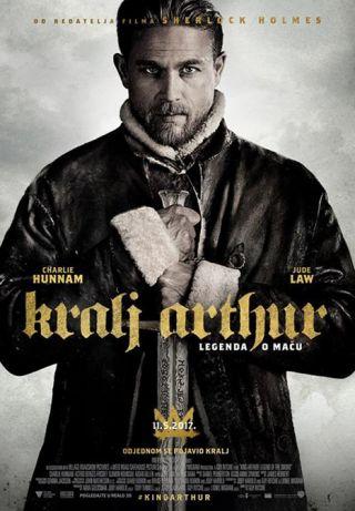 Kralj Arthur: Legenda o maču
