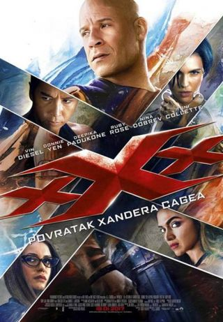 XXX: Povratak Xandera Cagea - 3D