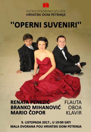 "Koncert ""Operni suveniri"""
