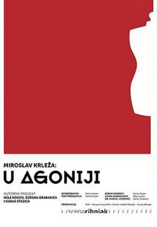 """Kazališna predstava """"U agoniji"""""""