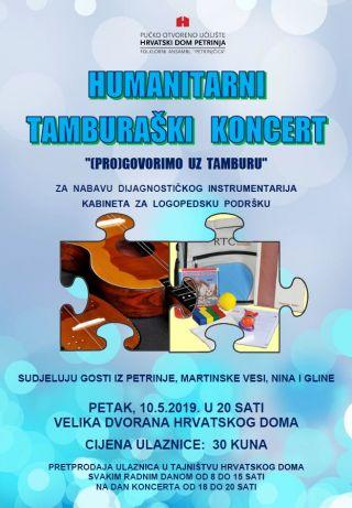 Humanitarni tamburaški koncert