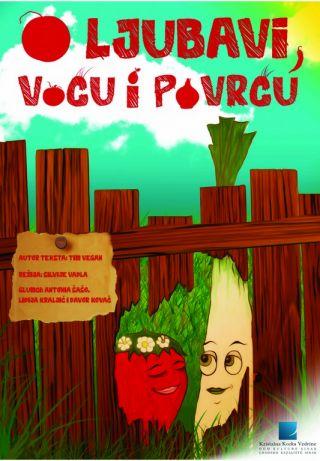 O ljubavi, voću i povrću