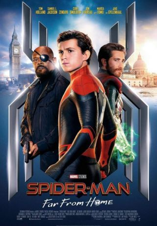 Spider-Man: Daleko od kuće
