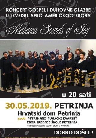 Koncert Alabama Sounds of Joy