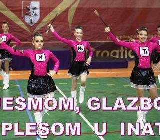 PJESMOM, GLAZBOM I PLESOM U INAT!