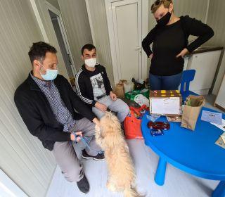 Terapijski pas u Savjetovalištu