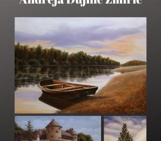 Virtualna izložba slika - Andreja Dujnić Žmirić