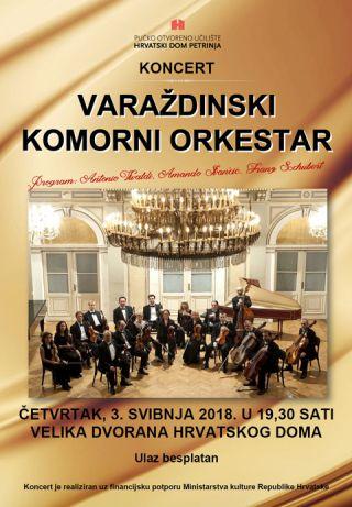 Koncert: Varaždinski komorni orkestar
