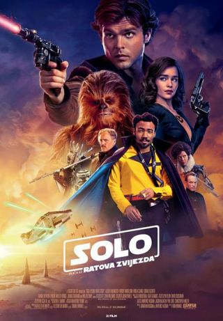 Solo: Priča iz Ratova zvijezda - 3D